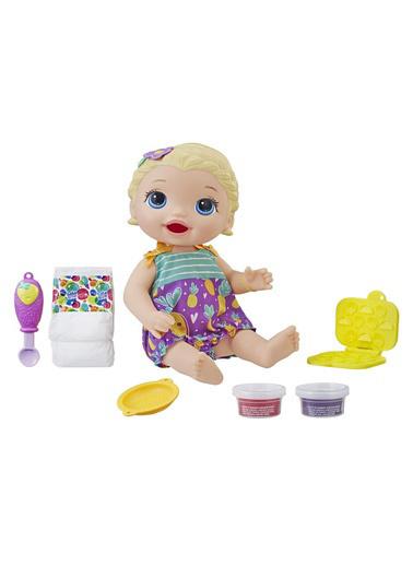 Baby Alive Baby Alive Lily İle Mama Eğlencesi Renkli